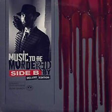 EMINEM CD - MUSIC TO BE MURDERED BY: SIDE B [2CD DELUXE](2021) - NEW UNOPENED