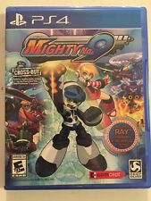 Mighty No. 9 Includes DLC, PS3 & Vita Cross Buy for Sony PlayStation 4, 2016 NEW