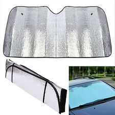 Foldable Car Windshield Visor Cover Front Rear Block Window Sun Shade Quality