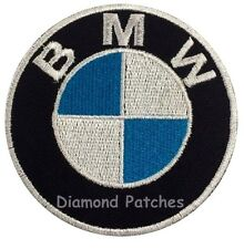 BMW iron on patch car logo sports motor racer badges formula 1 racing