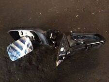 BMW E28 535is 528e Heated Pair L & R SIDE MIRROR PASSENGER and DRIVER Parts Only