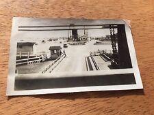 "Oakland California Ferry, Original Photo, 3 x 4.5"", San francisco, 1930"