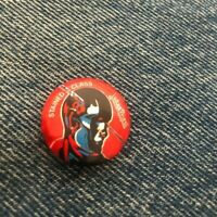 Judas Priest Holo Prismatic Button Badge Pin Pinback Vintage 455 Promo Concert