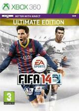 FIFA 14 Ultimate Edition (Microsoft Xbox 360 2013)