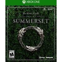 The Elder Scrolls Online: Summerset - Xbox One New