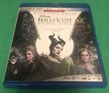 Maleficent: Mistress of Evil (Blu-ray/Dvd, 2020, 2-Disc Set, Includes Digital)