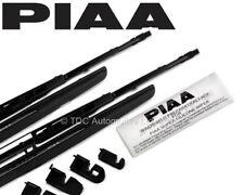 """PIAA Silicone Sporza Wiper Blade Set 20 / 500mm 20"""" / 500mm WS50EFB WS50EFB"""