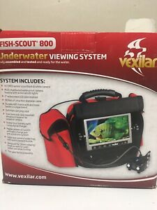 Vexilar Fish-Scout Underwater View w/ IR Lights FS800IR