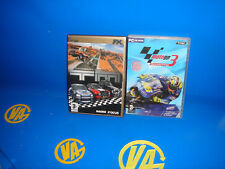 Juegos de PC buen estado TRACMANIA ORIGINAL ORO  y MOTO GP 3