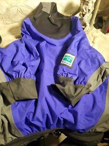 Kokatat Dry Top Mens Kayak Paddling Waterproof Coat Jacket Suit Medium