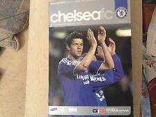 Chelsea v Tottenham 2006-07 F.A CUP Programme