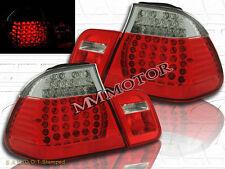 1999-2001 BMW E46 330 328 325 TAIL LIGHTS LED 4DR 2000