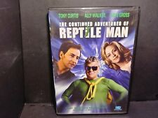The Continued Adventures of Reptile Man (DVD, 2003) Tony Curtis B323