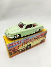 Dinky toys atlas Coach Panhard 24 C échelle 1/43 avec boîte