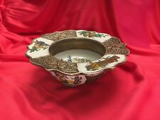 Chinese Bowl   Age Unknown  Possibly Porcelain and Silver
