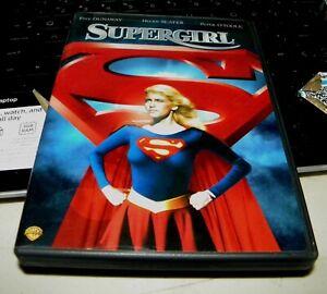 """SUPERGIRL"" WARNER BROTHERS ENTERTAINMENT - RARE - OOP (2006 DVD)"