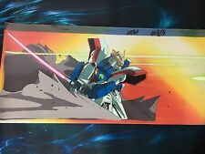 G Shining Gundam Wing Cel Zero Fx 4 Layer Anime Animation Oversized Pan Original