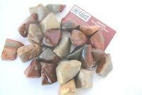 *ONE* Jasper Desert Tumbled Stone 35-40mm QTY1 Healing Crystal Power Stamina