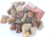 *ONE* Jasper Desert Tumbled Stone 35-40mm QTY1 Healing Crystal Power Stamina