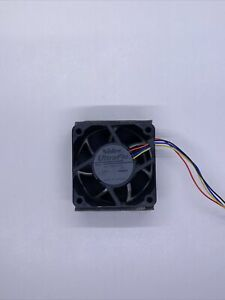 14 Pack Nidec 4-Pin UltraFlo U60T 60mm x 25mm Tube Axial Variable Cooling Fans