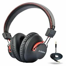 Avantree 40 hr Wireless / Wired Bluetooth 4.0 Over-the-Ear Headphones / Heads...