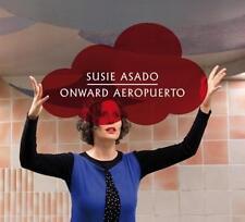 Onward Aeropuerto von Susie Asado (2013), Digipack, Neu OVP, CD
