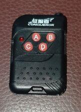 """""""Conqueror"""" Laser tester for Blinder, Escort, K40 laser defusers"""