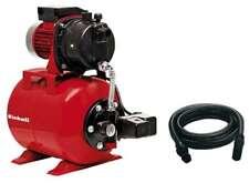 EINHELL GC WW 6538 Set Hauswasserwerk Gartenpumpe Wasserpumpe Hauswasserautomat