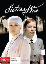 Sisters Of War (DVD, 2010) Clair Van Der Boom-Sarah Snook-Khan Chittenden NEW