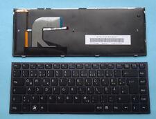 Teclado sony vaio vpcs 11b7e vpcs 11d7e vpc-s11v9eb bleuchtet retroiluminada Keyboard de
