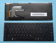 Teclado sony vaio vpc-s11v9e/b vpc-s13 vpcs 13x9e/b retroiluminada iluminado Keyboard