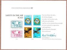 United Nations Scott #NY 14, Mint Card 6/12/78