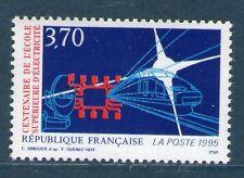 TIMBRE 2937 NEUF XX - 100 ANS DE L'ECOLE SUPERIEURE D'ELECTRICITE