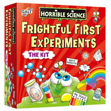 Horrible Science Frightful First Experiments - Children's Science Kit