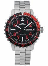 reloj Fortis B-42 Marinemaster Automatik Day/Date Red 670.23.43 M