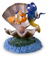 "WDCC Disney Finding Nemo Nemo & Gurgle ""I'm From The Ocean"" New In Box"