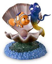 "WDCC Disney Finding Nemo Nemo & Gurgle ""I'm From The Ocean"" New In Box"