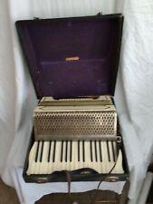 Vintage Accordion Hohner Milano