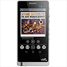 Sony Hi-Res walkman NW-ZX1 128GB Silver High Resolution Portable player MP3 NEW