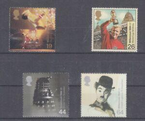 Großbritannien Jahrtausendwende 1809 - 12 Unterhaltungswesen (mnh)