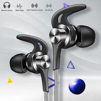 HIFI Super Bass Headset 3.5mm In-Ear Earphone Stereo Earbuds Headphone Wired Mic