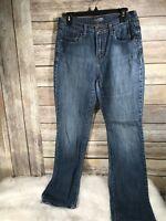 Levi's 505 Womens Straight Leg Jeans size 10
