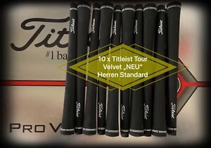 Titleist Tour Velvet Griffe NEU