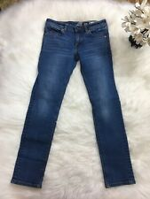 Volcom Womens Girls Jeans Stretch Skinny Modern Tapered Size 25