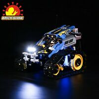 Brick Shine Light Kit for LEGO Technic Remote-Controlled Stunt Racer 42095