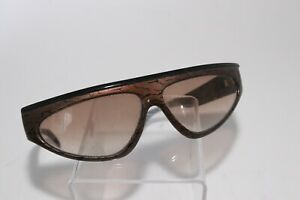 Vintage 1970's Sunglasses Mod Triangular Beach Made In France Wrap Around Cool