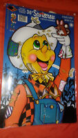 """Beistle 36 """" Jointed Patches Scarecrow 1991 NEW OLD STOCK PACKAGED ~! Halloween"""