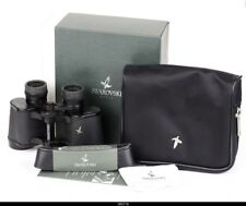 Swarovski Habicht 8x30W Black Binoculars Mint Box