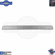 "64-66 Pick Up Pickup Truck ""CHEVROLET"" Silver Glove Box Door Plate Emblem USA"