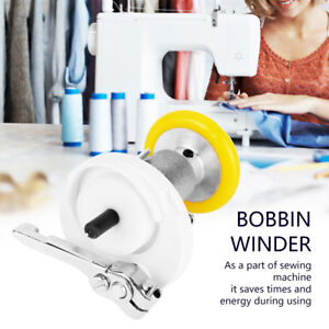 Automatic Bobbin Winder for Industrial Sewing Machine Attachments Factory NEW
